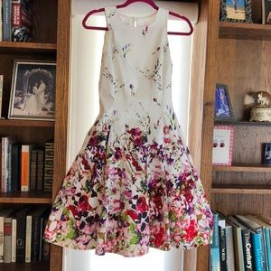 Spring has sprung again dress